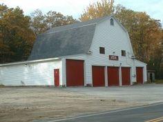 Firehouse, Lempster NH