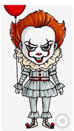 IT!!!! Pennywise!!!