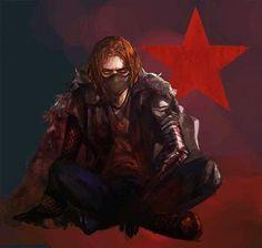 The Winter Soldier - bit creepy