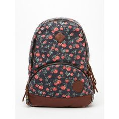 Roxy Wild One Mini Backpack and other apparel, accessories and trends. Browse and shop related looks. Mini Backpack, Backpack Bags, Mini Bag, Roxy Backpacks, Wild Ones, Printed Bags, Zipper Bags, Vera Bradley Backpack, Shoe Bag