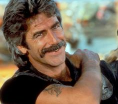 There are few stars in Hollywood history that have carved out the kind of niche for themselves that Sam Elliott has. His distinctive look, baritone voice… Blake Shelton Baby, Sam Eliot, Sam Elliott Pictures, Look At My, Love Sam, Handsome Actors, Hollywood Actor, Classic Hollywood, Good Looking Men