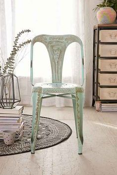 Magical Thinking Industrial Chair - Urban Outfitters