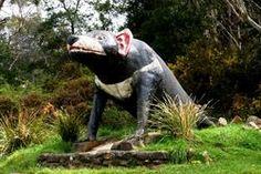 The Big Tasmanian Devil - Tasmania Wildlife Tourism, Aussie Australia, Tasmanian Devil, Celebration, Places To Visit, Scenery, Tours, Icons, History