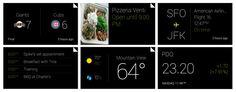 google glass cards