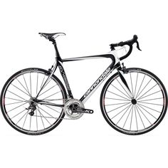 Cannondale Synapse 3 - one sweet ride.