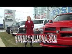 South Jersey's Dodge RAM Dealer in Cherry Hill - RAM Trucks on Sale Now Near Philadelphia PA