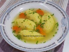 Bunătăți din bucătăria Gicuței: Supe/Ciorbe Romanian Food, Tasty, Yummy Food, Cantaloupe, Food And Drink, Mai, Album, Delicious Food, Card Book