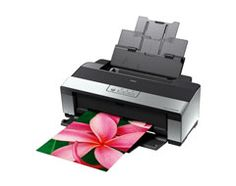A good printer...probably NOT quite as good as this Epson Stylus Photo R2880 inkjet printer ($1,300)