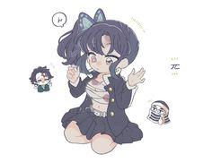 Anime Chibi, Rwby Anime, Kawaii Chibi, Kawaii Cat, Kawaii Anime Girl, Manga Anime, Anime Art, Demon Slayer, Slayer Anime