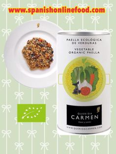[ES] Paella Ecológica de Verduras. http://www.spanishonlinefood.com/es/arroces/paella-ecologica-de-verduras.html [EN] Vegetable Organic Paella. [FR] #Paella Aux Légumes Ecologique. [DE] Ökologische Gemüsepaella. #Sof #ComidaEspañola #España #Arroz #Ecológico #Orgánico #CoceryCantar #SpanishFood #Spain #Rice #Organic #Natural #Bio #Vegetable #Espagne #Riz #AuxLégumes #Ecologique #Spanien #SpanischesEssen #Reis #Gemüsepaella #Ökologisches #Organischen #Öko #Foodies Spanish Food Comida Española