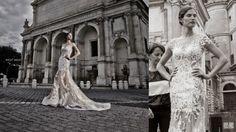 Colección de Vestidos de Novia por Alessandro Angelozzi