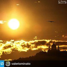 Foto di valeriominato Risvegli a Torino  #torino #superga                             #italy