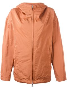 JIL SANDER Zipped Jacket. #jilsander #cloth #jacket