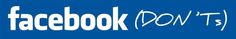 4 DON'TS WHILE DOING #FACEBOOK POSTINGS  –  SAGA BIZ SOLUTIONS  Facebook does not need presentation. Facebook Pages can be created by the companies, brands and organizations to connect with people and share their stories. These days because the marketing, social media marketing through Facebook in particular has become so easy and cheap, people specialized in their skills find a ready market for themselves.