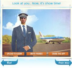 @KLM reaffirms its social media leadership with its innovative Stewardess Yourself app