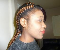 Goddess Braids; braids are a chic and foolproof way to style your hair. We all love braids coz they surely look great on us irrespective of the length and texture of our hair. In this case we bring to you Goddess Braids for women that will not only look great on you but they will charm your looks and turn heads.