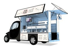 YATAI, Food truck Japonais on Behance
