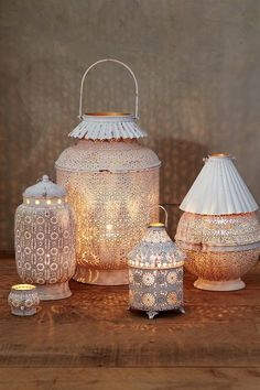 Firefly Lantern - anthropologie.com