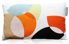 London-based textile designer Lindsey Lang launched her new home collection of printed textiles and ceramic designs.
