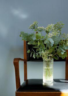 Auro 321 Duvblå - Inspiration: Auro ekologisk färg och ytbehandling