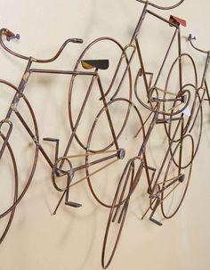 Letreiro para Bike Shop