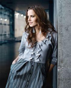Redesign – Men's dress shirt. Muodistuksen kautta vaate takaisin estradille – Anna&Ellit