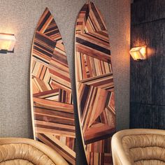 Surfboard as art? We think so!