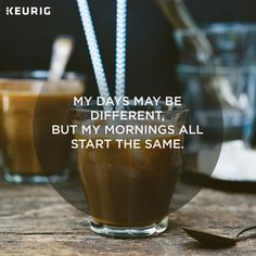 Perfect cup of coffee. Every single time. #coffeequote #coffeetime