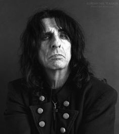 Alice Cooper-Robert Yager Photography