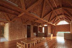 T-Nursery / Uchida Architect Design Office