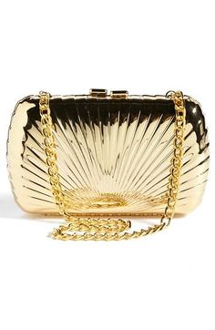 Gold Clutch- Cris Figueired♥
