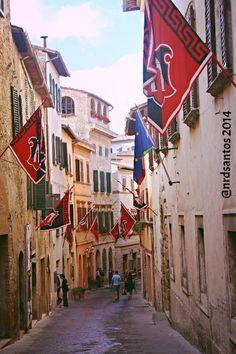 Montepulciano (2014) Italy, Saints, Italia
