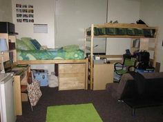 Possible Dorm Room Setup? I Like!