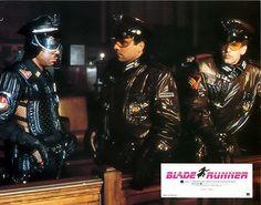 Blade Runner police.  A still I hadn't seen before