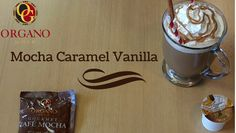 You can have Organo Gold Coffee hot or cold. Big Coffee, Coffee Drinkers, Mocha, Caramel, Vanilla, Heaven, Cold, Canning, Tableware