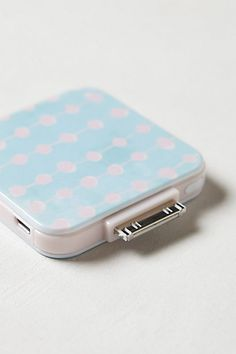 Dotted Backup iPhone Battery / Ban.do for Anthropologie
