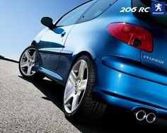 Peugeot 206 Rc wallpaper | 1280x960 | #21194