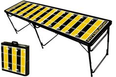 8-Foot Professional Beer Pong Table - Pittsburgh Football Field Graphic PartyPongTables.com http://www.amazon.com/dp/B00GEL8T70/ref=cm_sw_r_pi_dp_01ibub0SAPSSC