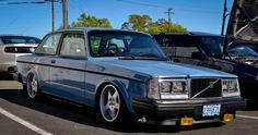 The Best Volvo 240s Ever