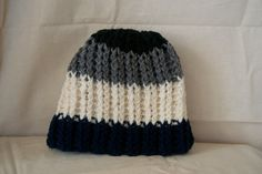 Ribbed Crochet Hat by BFCouture on Etsy, $30.00