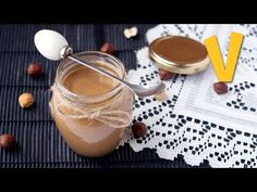 This recipe is about making nut butters. In this video we'll show you how to make perfect and healthy nut butters at every single attempt. Vegan Milk, Vegan Butter, Nut Butter, Vegeterian Dishes, Gluten Free Recipes, Vegan Recipes, Some Recipe, Vegan Cheese, Kefir