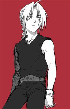 Edward Elric Fullmetal Alchemist