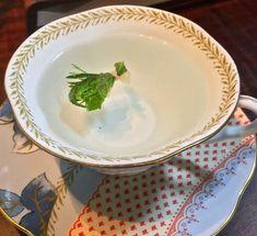 #hotwater and #herbs at #saison #tea #restaurant #sanfrancisco