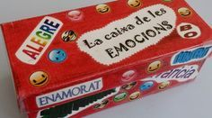 Caja donde cada niño voluntariamente expresa sus emociones respecto a cosas q le han pasado