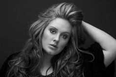 Adele: Beautiful woman with an amazing voice. And she doesn't need tacky backup dancers and zany outfits to impress. Real class is what I admire.