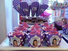 Violetta de Disney Birthday Party Ideas | Photo 12 of 27 | Catch My Party