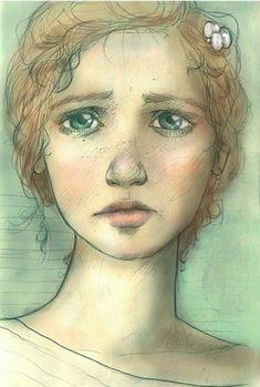 Showcase of Feminine Illustrations - Poorsailor