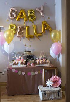 Crafty by AgnieszkaBe Baby Shower, Cake, Party, Desserts, Vintage, Food, Decor, Babyshower, Tailgate Desserts