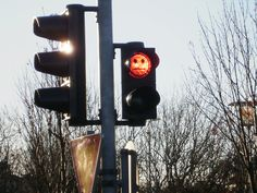 Trafficlight.. not very happy.. :(