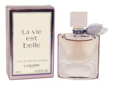 Lancôme - Miniature La vie est belle - L'intense (Eau de parfum 4ml) Miniature Parfum, Miniatures, Lancome, Perfume Bottles, Beauty, Collection, Life Is Good, Miniature, Perfume Bottle